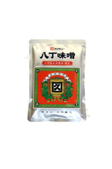 三河産大豆八丁味噌銀袋 400g