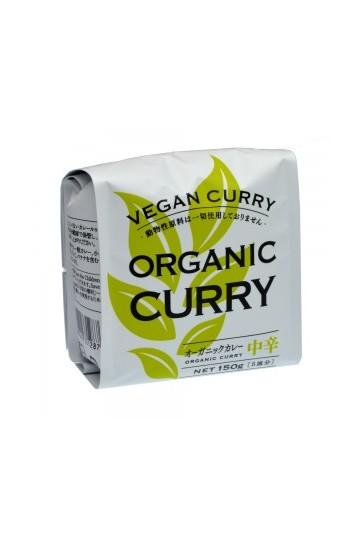 Curry japonais végétalien 150 g
