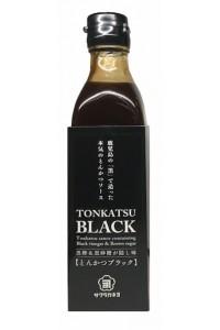 Sauce tonkatsu au sucre noir 360g