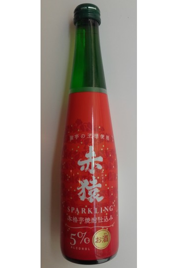 "Shochu pétillant ""akazaru"" 300ml"
