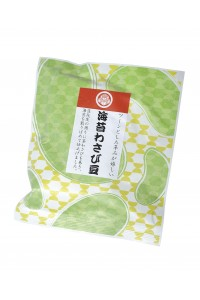 Snacks with nori & wasabi 90 g