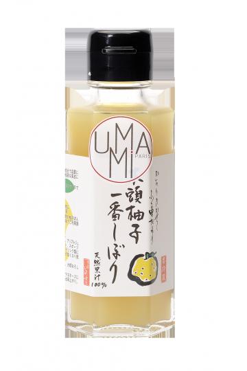 Hand-pressed Yuzu Juice  100 ml
