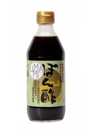 Sennari Yuzu and Sudachi Ponzu Sauce 360 ml