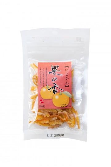 Candied Iyokan peel  30 g