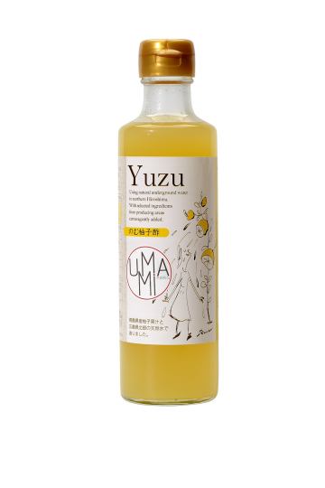 Yuzu and Honey Vinegar  270 ml