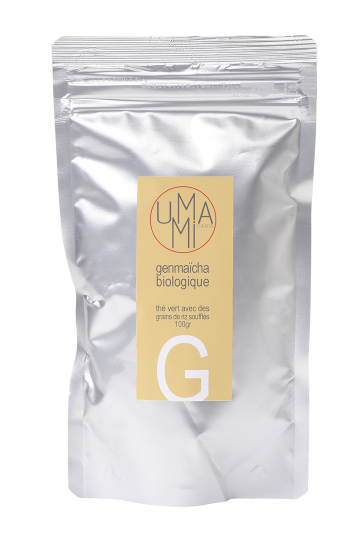 Thé Genmaicha Bio 100 g