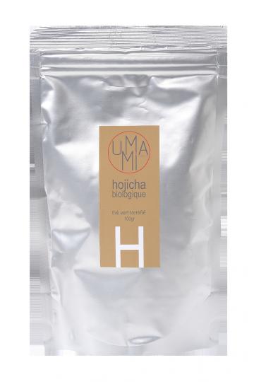 Organic Hojicha Tea 100g