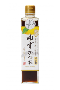 Shibanuma Yuzu Ponzu Sauce - 300 ml