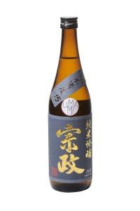 清酒宗政純米吟醸酒 720ML