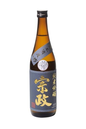 Sake Munemasa Junmai Ginjo 720ml (15°)