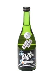Sake Honshu-Ichi Muroka Junmai Ginjo Tokusen Jikomi 720 ml