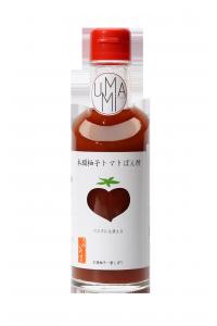木頭柚子一番しぼり トマトぽん酢 200ml