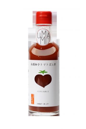 Sauce ponzu tomate et yuzu 200 ml
