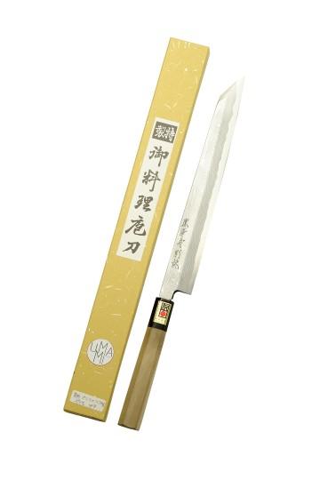 Kiritsuke couteau multi-usage Damas 270 mm