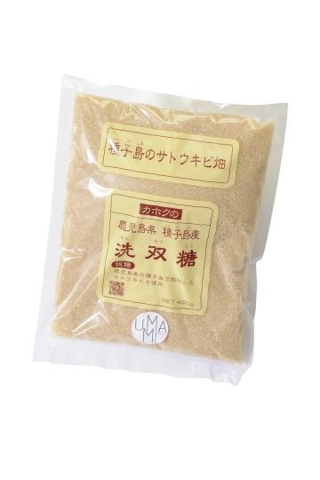 Sucre brun de Tanegashima Sensoto 450g