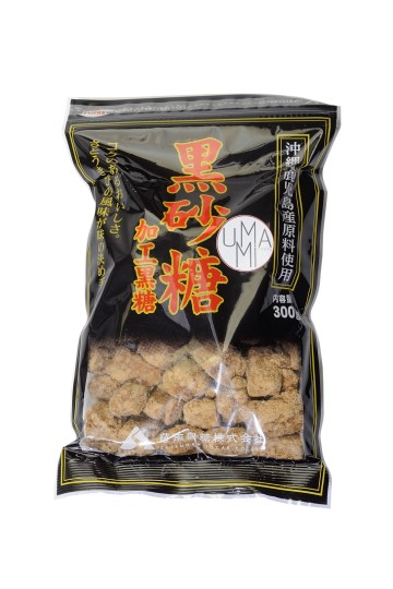 Brown Sugar from Okinawa et Kagoshima 300g