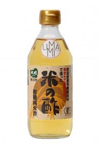 有機純米酢 米の酢 360 ml