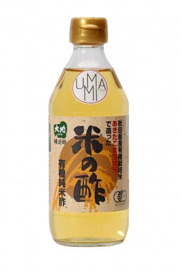 Vinaigre de riz pur biologique 360 ml