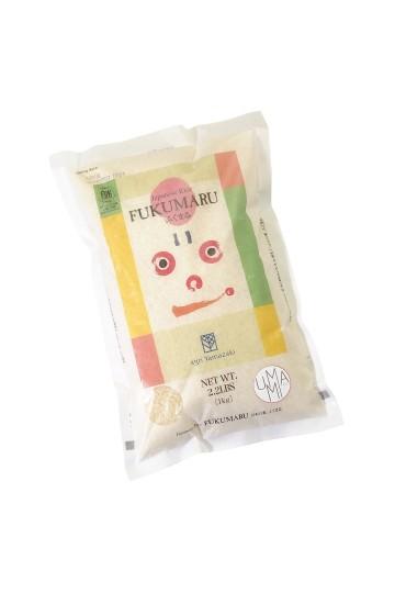 Riz japonais Fukumaru - 1 kg