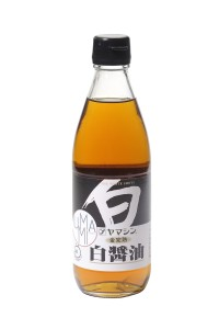 White Soy Sauce Shiro Shoyu 360ml