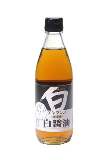 White Soy Sauce Shiro Shoyu 360 ml
