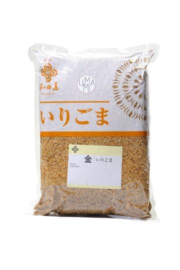 Golden roasted sesame seeds - 1 kg