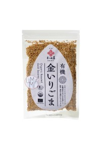 Golden roasted sesame seeds - 50 g