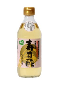 Premium rice vinegar for sushi 360 ml