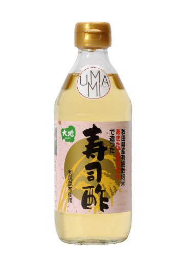 Premium rice vinegar for sushi 360 ml