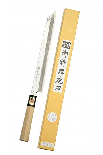 Kiritsuke knife multiple use Migaki 270 mm