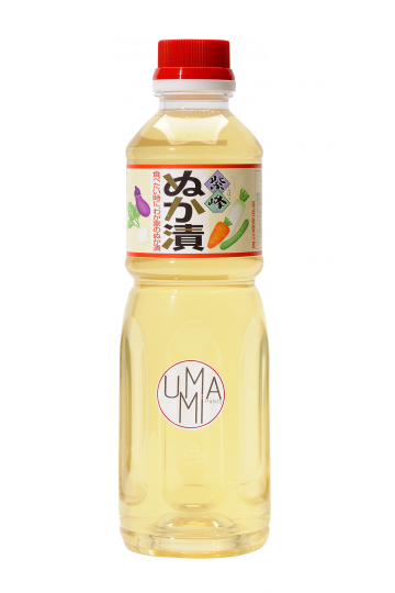Nuka Zuke for pickled vegetables (tsukemono)  500 ml