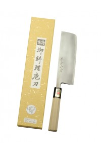 Nakiri knife for vegetables Migaki 165 mm