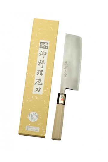 Nakiri knife for vegetables Migaki 165 mm