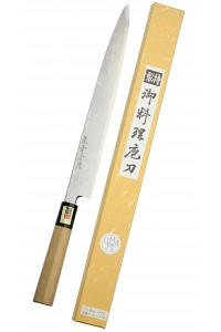 Yanagiba sashimi knife Damas 300 mm