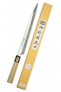 Yanagiba couteau spécial sashimi Migaki 300 mm