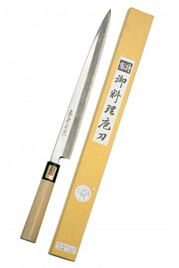Yanagiba sashimi knife Migaki 300 mm