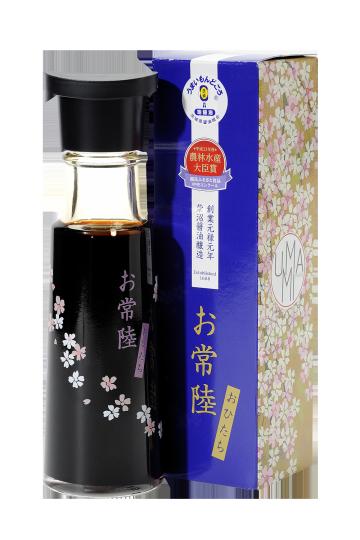 Sauce de soja premium Ohitachi 100ml