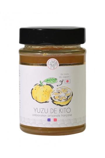 Préparation au yuzu de Kito 220 g
