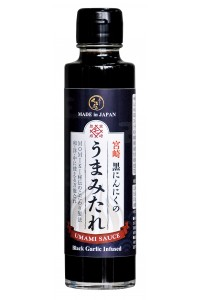 Black Garlic umami Sauce 180g