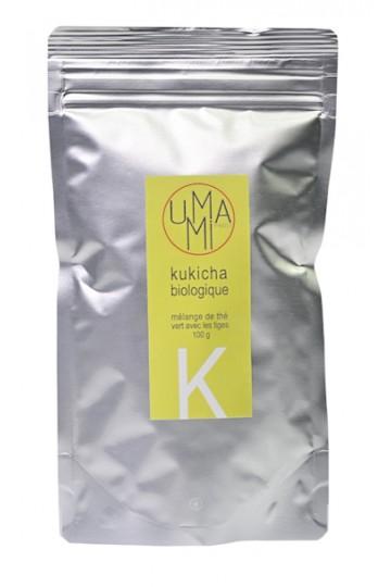 Organic Kukicha Tea 100g