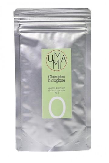 Organic Okumidori Premium Tea 50 g