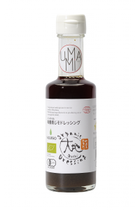 Organic Vinegar Sauce with green Shiso 175 ml