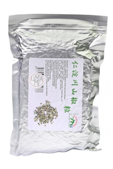 Sansho berries whole (budo type) - 250g