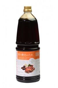 Sauce teriyaki sans gluten 1.8L