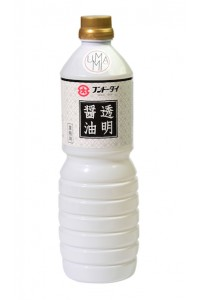 透明醤油 1L