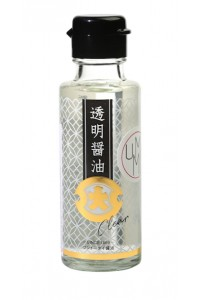Transparent soy sauce (100ml or 1L)