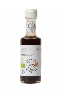 Organic Vinegar Sauce with Yuzu 175 ml