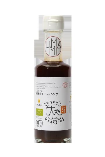 Organic Vinegar Sauce with Yuzu 175 ml