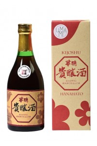 Sake Hanahato Kijoshu 8 years old 500ml (16,5% VOL.)