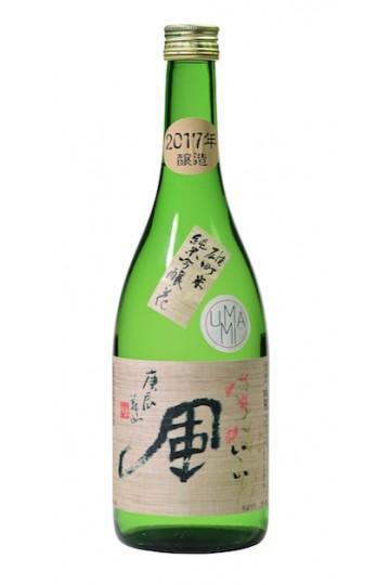 Sake Iikaze Hana Junmai Ginjo 720ml (15,8% VOL.)
